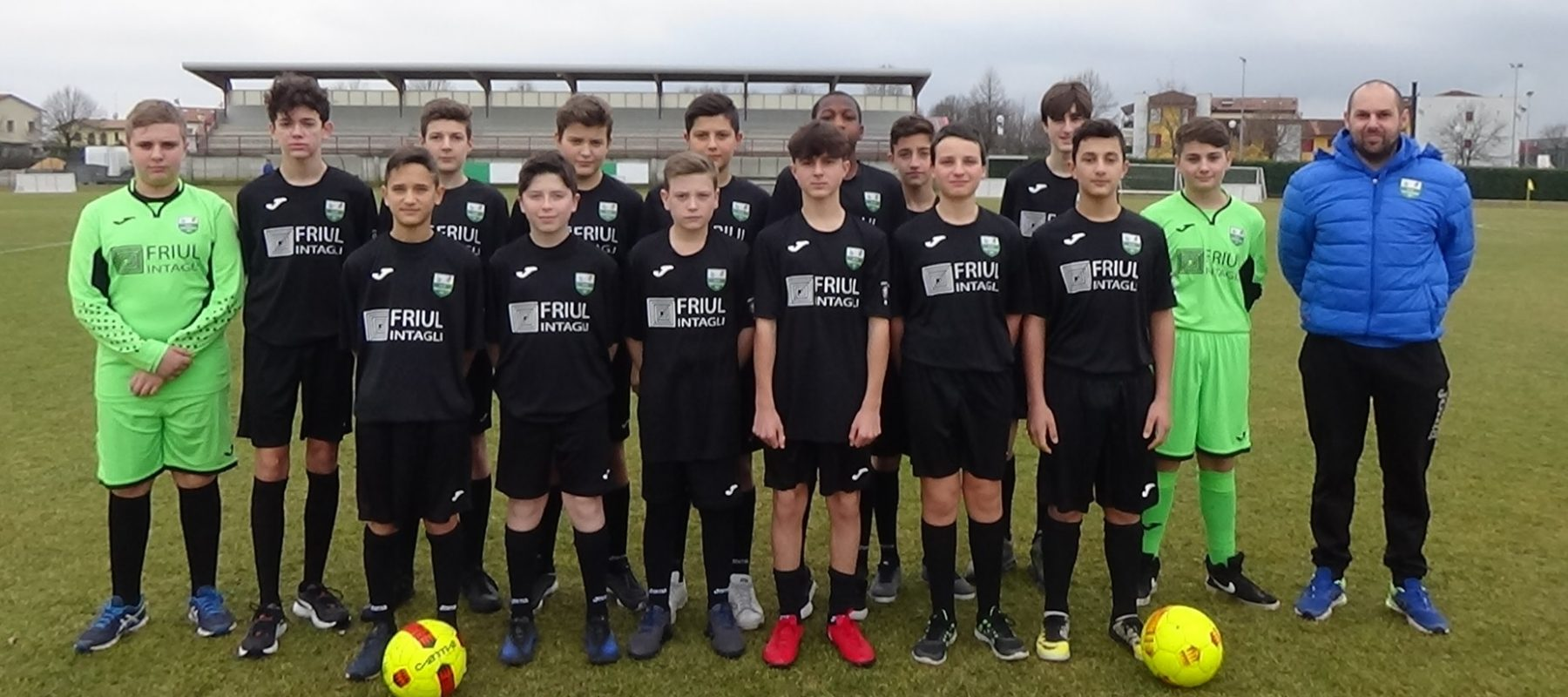 Calendario Giovanissimi Provinciali.Giovanissimi Provinciali U15 Girone B Treviso Acd