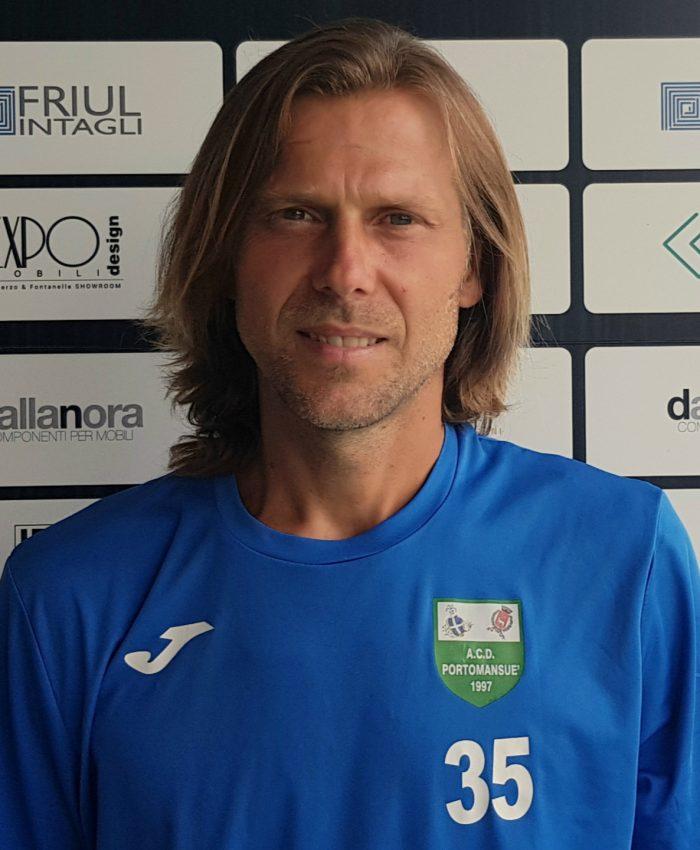 Francesco Rossi Preparatore dei portieri