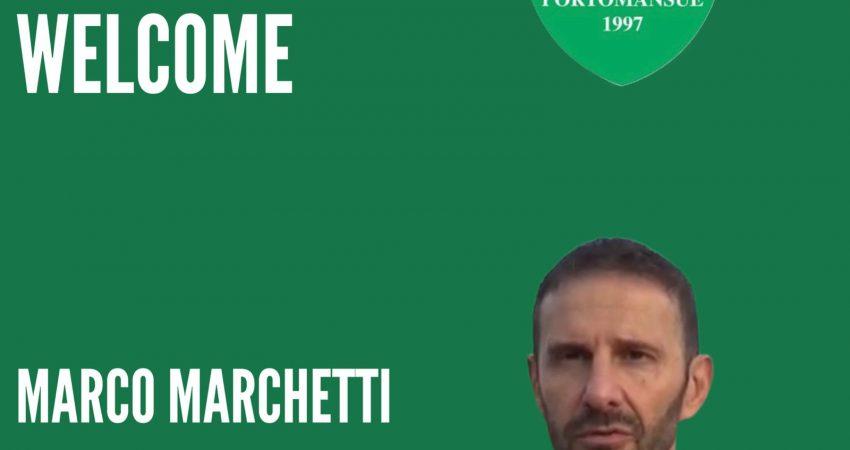Benvenuto a Marco Marchetti