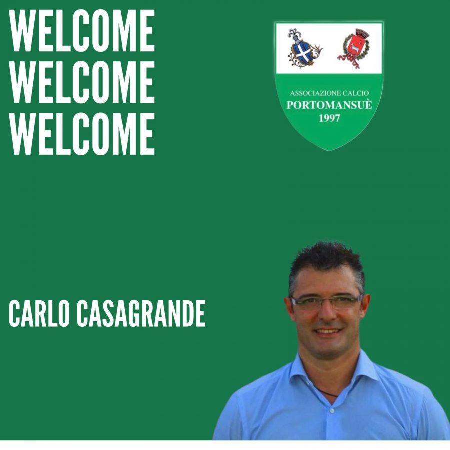 Benvenuto Carlo Casagrande