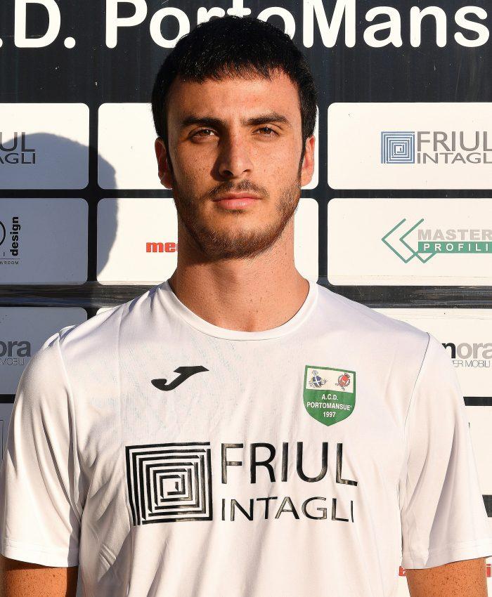 Tonello Pietro Difensore