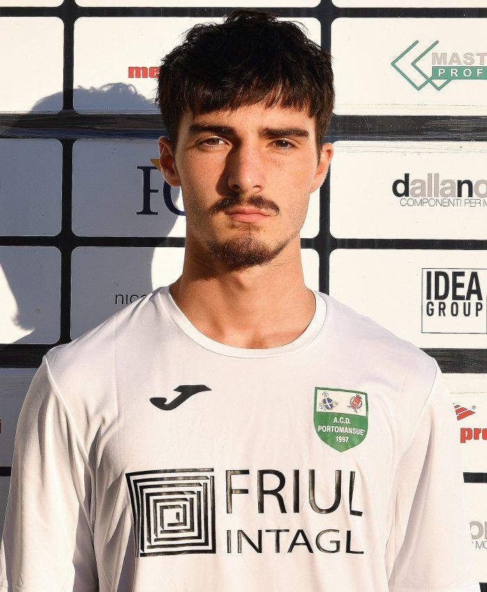 Uliana Lorenzo Attaccante