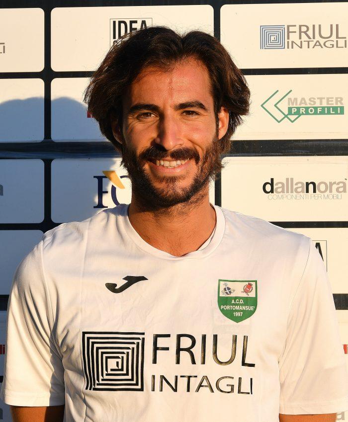 Grandin Enrico Centrocampista