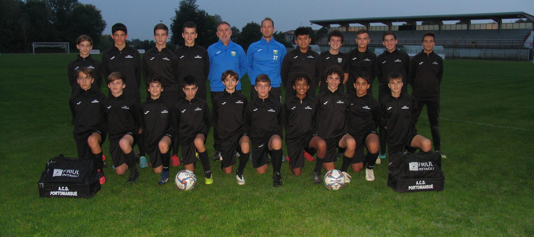 Giovanissimi Regionali U15 – Girone C ACD Portomansuè