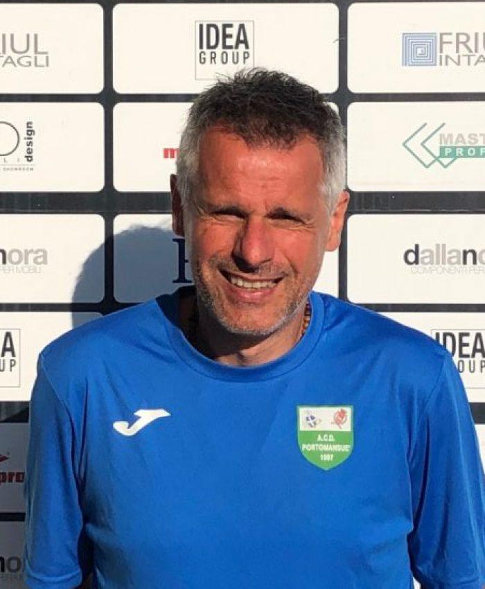 Giuseppe Bincoletto Allenatore
